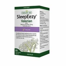 Natures Aid Sleepeezy 150mg - Pack of 60 Tablets 1 2 3 6 12 Packs