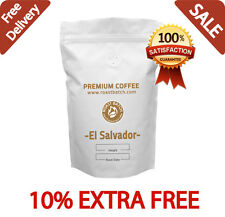 Hand Roasted Coffee Beans El Salvador High Grade Arabica  Aeropress, Espresso