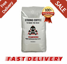 Coffee Beans Seriously Strong Coffee Bold 223g, 500g, 1kg Espresso