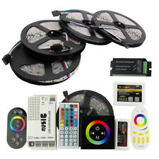 5-10M 5050 RGB LED 30LED IP65 Strip Light Dimmable Sound Activated Music Change