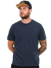 Camiseta con bolsillo Element Basic Crew Indigo Gris