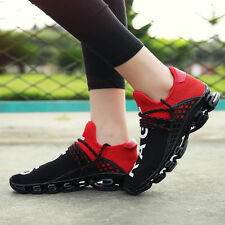 Men's New Sports Shoes Breathable Elastic Mesh Running Shoes Casual Sneakers Hot