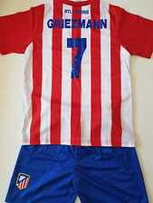 maillot foot et short athletico madrid GRIEZMANN  NO 7 enfant  neuf