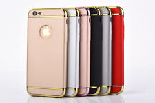 iPhone 5/5S-3in1 Electroplating Royal Hybrid PC Hard Back Case Cover