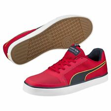 PUMA Red Bull Racing Wings Vulc Trainers Hombre Zapatos Nuevo
