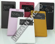 LUXURY PU LEATHER FLIP CASE FOR SAMSUNG GALAXY GRAND 2 G7102