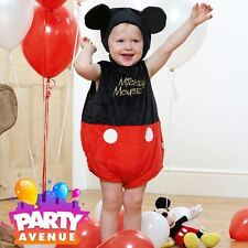 Disney Baby Mickey Mouse Tabard Toddler Babies Costume Outfit