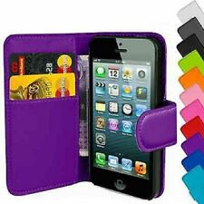 Case Cover For iPhone 4,4s,5,5s,6,6+ PU Leather Wallet Magnetic Flip Phone