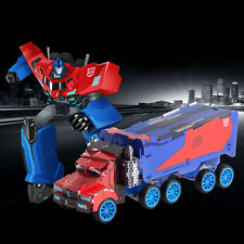 Transformers 3D Puzzle Model Optimus Prime Bumblebee Pull Back Toy For Children