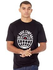 Camiseta DC Global Team - Core Skate Series Negro