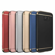 Cover Case For Samsung Galaxy S6 S7 Edge S8 Ultra thin Slim Hard Full Protective
