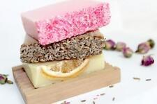 Handcrafted Luxury Wild & Natural Soap Bars 100g +