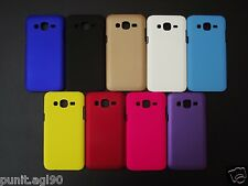 Premium Imported Hard Back Shell Cover Case Matte For Samsung Galaxy J5 (2015)