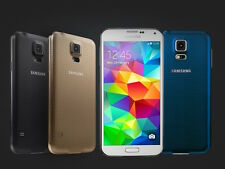 Samsung Galaxy S5 Android 4G LTE GPS Water Resistant 16GB Unlocked Smartphone