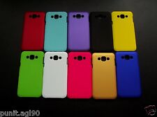 Premium Hard Back Shell Cover Case Matte For Samsung Galaxy E5 SM - E500H