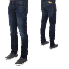 Jack & Jones Slim Fit Jeans JJITIM JJORIGINAL CR 006 NOOS Herren Denim Hose Blau