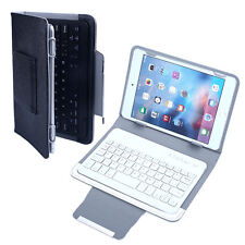 "PU Leather Bluetooth 3.0 Keyboard stand Case For 7"" 8"" 7.9"" ipad mini LG Tablet"
