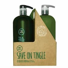 Paul Mitchell Tea Tree Special Shampoo & Conditioner 33.8oz / 1 Liter DUO Fast