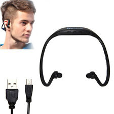 S9 Bluetooth Headset Stereo Sports Earphone Hanging Handsfree For iPhone