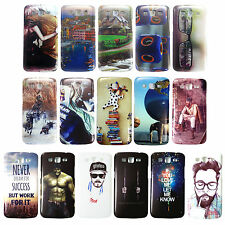Printed Back cover For Samsung Galaxy Grand2 G7106,G7102 , Hard case for Grand 2