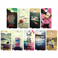 Samsung Galaxy Note 3 N9000, N9005, N9002 Back Cover , Printed Case for Note3