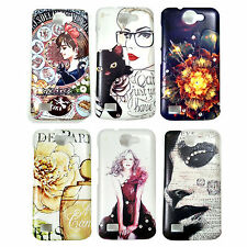 Hard Back Case With Diamond Work For Gionee Pioneer P3 Mobile