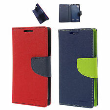 Lenovo A6000 plus / A6000 Flip cover, Wallet Style Flip Cover For A6000