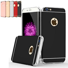 New Luxury Shockproof Ultra Thin Armor Hard Back Case Cover For iPhone