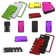 Hybrid Dual Layer TPU Hard Snap-On Phone Case for Blackberry Z10