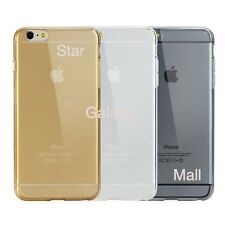Apple iPhone 6S / 6S Plus case TPU Transparent Crystal Clear Cover Sil