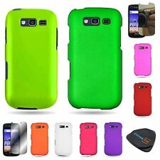 For Samsung GALAXY S BLAZE 4G T769 Hard Rubberized Matte Phone Cover C