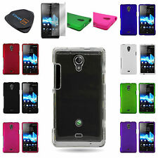Matte Case for Sony  XPERIA TL LT30AT Hard Cover