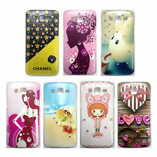 Samsung Galaxy Grand 2 G7106 , G7102 Cover ,Designer Hard Case With Diamond Work