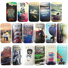 Printed Hard Back Cover for Samsung Galaxy Grand Duos Neo i9080 i9082 i9060