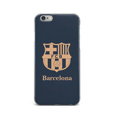 FC Barcelona Ultra Thin Rubber Gel Silicone Case For Apple iPhone 4s 5