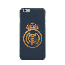 FC Real Madrid Ultra Thin Rubber Gel Silicone Case For Apple iPhone 5