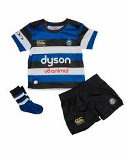 Canterbury Official Bath Rugby Infant Home Mini Kit | 2017/18