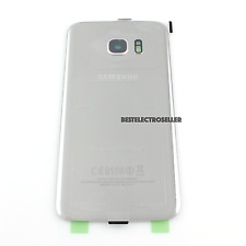 Original Authentic Back Glass Cover Battery Door For Samsung Galaxy S7