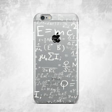 Simple Science Formulas Design Soft Silicone TPU Rubber Case iPhone 5