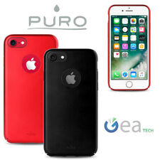 Puro Cover Magnetica Nera Slim Originale per Apple iPhone 7 8 Plus Supporto Auto