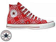 Girls Converse Chuck Taylor All Star Hi Top unisex canvas trainers womens