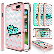 Hybrid Soft TPU Hard Shockproof Case Cover for Apple iPhone 6 /6S Plus