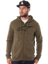 Sweat zippé à capuche Alpinestars Ageless Military