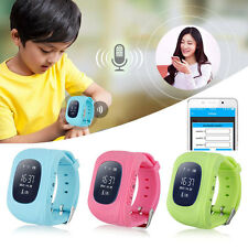 Smart Watch SOS Call Activity Tracker Finder Safe Phone Watch For Family Child