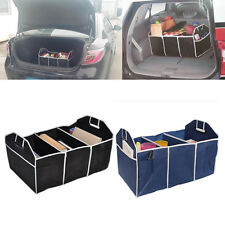 Car Vehicle Trunk Organizer Pouch Bag Box Container Foldable Non-woven