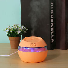 LED Light Aroma Essential Oil Lamp Aromatherapy Electric Humidifier Mist-Maker