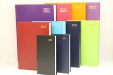 2018 WEEK TO VIEW OR DAY PER PAGE DIARY & PLANNER IN SLIMLINE, QUARTO, A5 OR A4.