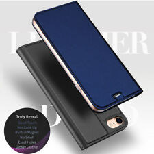 Magnetic Leather Flip Wallet Card Stand Slim Case Cover For iPhone 6 6
