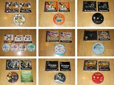 SONY PLAYSTATION 1 - PSX PUZZLES - ARCADE - MUSICALES - KARTS  - PAL