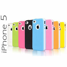 Hybrid TPU Bumper Case For Apple iPhone 5, iPhone 5s, iPhone SE
